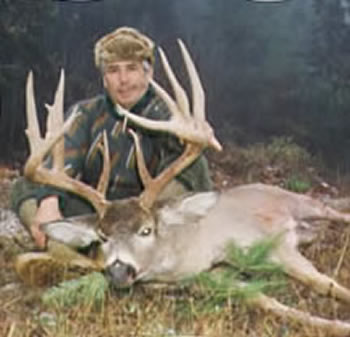 Idaho whitetail deer hunting with Mike Stockton, formerly of B Bar C Outfitters